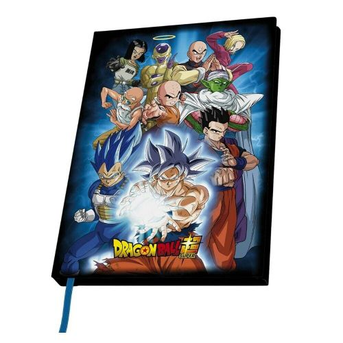 Dragon Ball Z Universe 7 A5 Notebook Note Pad
